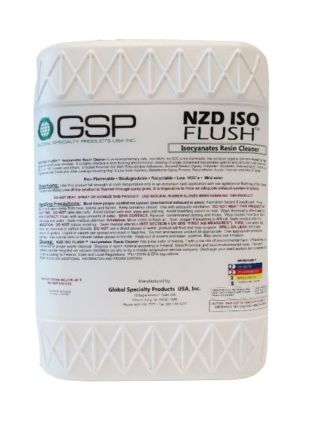 Nzd Iso Flush 5 Gallon Pail