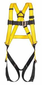 Workmans Full Body Harness with Back D-Ring