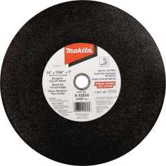 "14"" x 7/64"" x 1"" Abrasive Cut-Off Wheel, 5/pk"