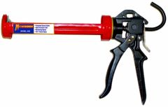 Caulking Gun with Super Smooth Rod