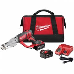 M18 Cordless 18 Gauge Single Cut Shear Kit (2637-22)