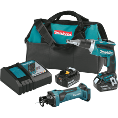 18-volt LXT Lithium-Ion Cordless Combo Kit, 2-Piece