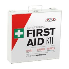 PIP 50 PERSON FIRST AID KIT, ANSI CLASS A FIRST-AID KITS, HEAVY DUTY WORKPLACE FIRST AID KIT, METAL BOX FIRST AID KITS, PIP 50 PERSON FIRST AID KIT 299-15050A