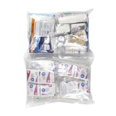 PIP ANSI CLASS A FIRST AID KIT REFILL PACK POUCHES 616314258572