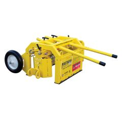 TIE DOWN SAFETY PENETRATOR 2+2 MOBILE FALL PROTECTION CART ANCHORAGE SYSTEM 40640