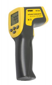 TEMP CHECK, Infrared Thermometer