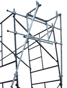 DuraChute Scaffold Outrigger