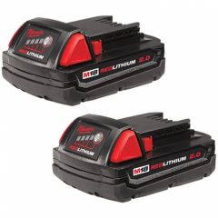 M18 REDLITHIUM Compact Battery Two Pack (48-11-1811)