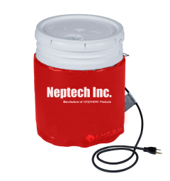 5 Gallon Heated Pail/Bucket Wrap