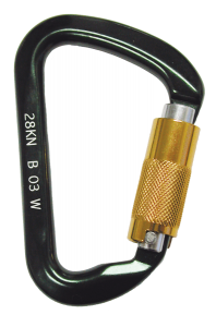 """Carabiner - 7/8"""" Gate with Auto Lock"""