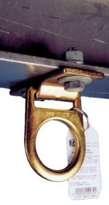 D-Plate Anchorage Connector