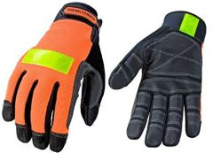Youngstown Safety Orange Gloves