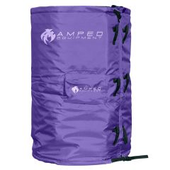 55 Gallon Drum Heated Warming Wraps 80-100°F
