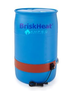 Heavy Duty Drum Heater-55 Gallon (PLASTIC)-No Thermostat