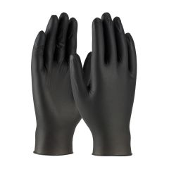 Disposable Nitrile Gloves (Powder Free/Textured Grip) - 100BX
