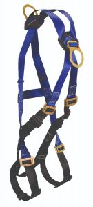 Contractor FBH 2D Crossover Climbing MB Legs, Chest and Torso