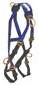 Contractor FBH 4D Crossover Climbing MB Legs, Chest and Torso
