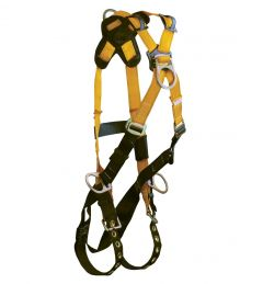 Journeyman Flex Crossover Climbing FBH Steel 4D TB Legs MB Chest