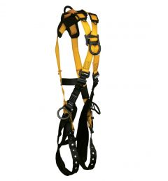 Journeyman Flex Crossover Climbing FBH Alum 4D TB Legs/QC Chest