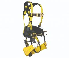 Journeyman Tower Climber FBH Steel Large TB Legs/QC Chest