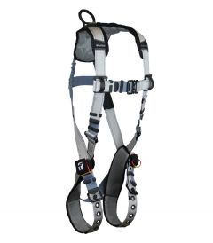 FlowTech LTE Standard Full Body Harness (Non-Belted FBH Small Alum 1D)