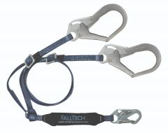 Viewpack Adjustable Y-Leg for 100% Tie-off; Shock Absorbing Lanyard