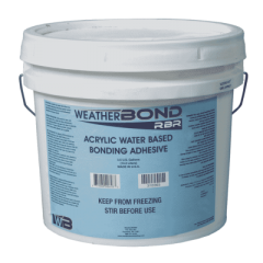RBR Acrylic Water Based Bonding Adhesive