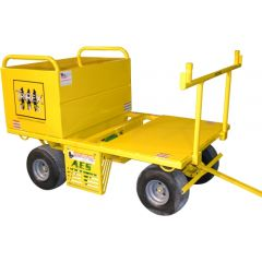 Raptor TriRex - 5 Person Safety Cart