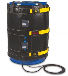 ATEX Full-Coverage Insulated Drum Heater