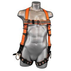 B1102 FULL BODY HARNESS FOR ROOFERS AND CONTRACTORS - MALTA DYNAMICS