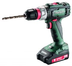 BS 18 L Quick 2.0 18V Quick Drill/Driver Compact Kit 2x 2.0Ah