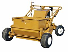 Gravel Spreader Attachment for Power Buggy