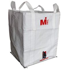 3000 LBS. CAPACITY BULK LIFTING BAGS, BULK BAG 14891-0-3 MUTUAL INDUSTRIES FIBC