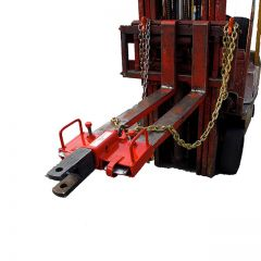 BULLDOG FORK LIFT HITCH ATTACHMENT