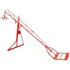 CLEASBY Hand Powered Hoist Unit for Roofing