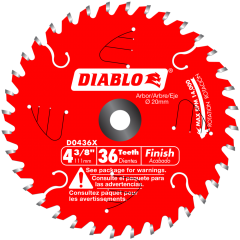 Blade for Cordless Saw