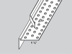 "Drywall - 5/8"" Tear Away Bead 10'"