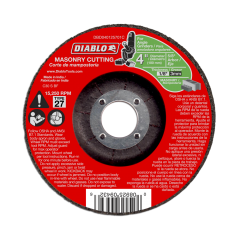 Masonry Cutoff Disc