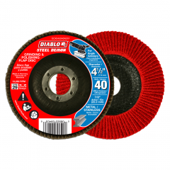 "4-1/2"" Steel Demon Flap Disc"