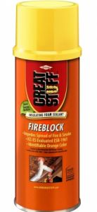 FireBlock Insulating Foam Sealant