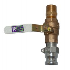 MALE Cam-Lock for P55
