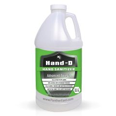 64 OZ. Liquid Gel Hand-D Hand Sanitizer Refill Jugs On Sale at www.panthereast.com   BC3 FDA Approved
