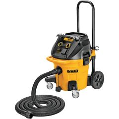 DEWALT DWV012 HEPA Dust Extraction Shop Vac at Panther East and Black Cat Fasteners.