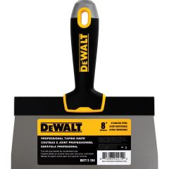 Taping Knives, Stainless Steel w/ Soft-Grip Handle | DEWALT