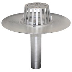 MARATHON ECONOMY ALUMINUM RETROFIT ROOF DRAINS - ON SALE