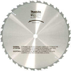 "16-5/16"" 32T Carbide-Tipped Circular Saw Blade"