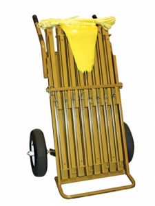 Folding Perimeter Stand Carrier