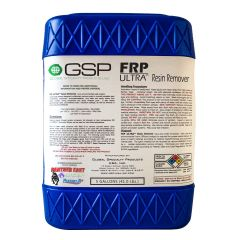 FRP ULTRA RESIN REMOVER 5 GALLON | GLOBAL SPECIALTY PRODUCTS