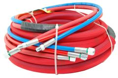 3-Hose Bundle for PJR (3 lines A+B + Air)