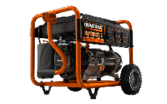 GP6500 Watt Portable, CARB GP Portable Generator